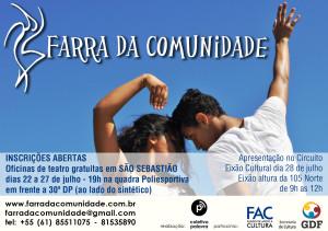 Nova oficina de teatro_São Sebastião_oficinas