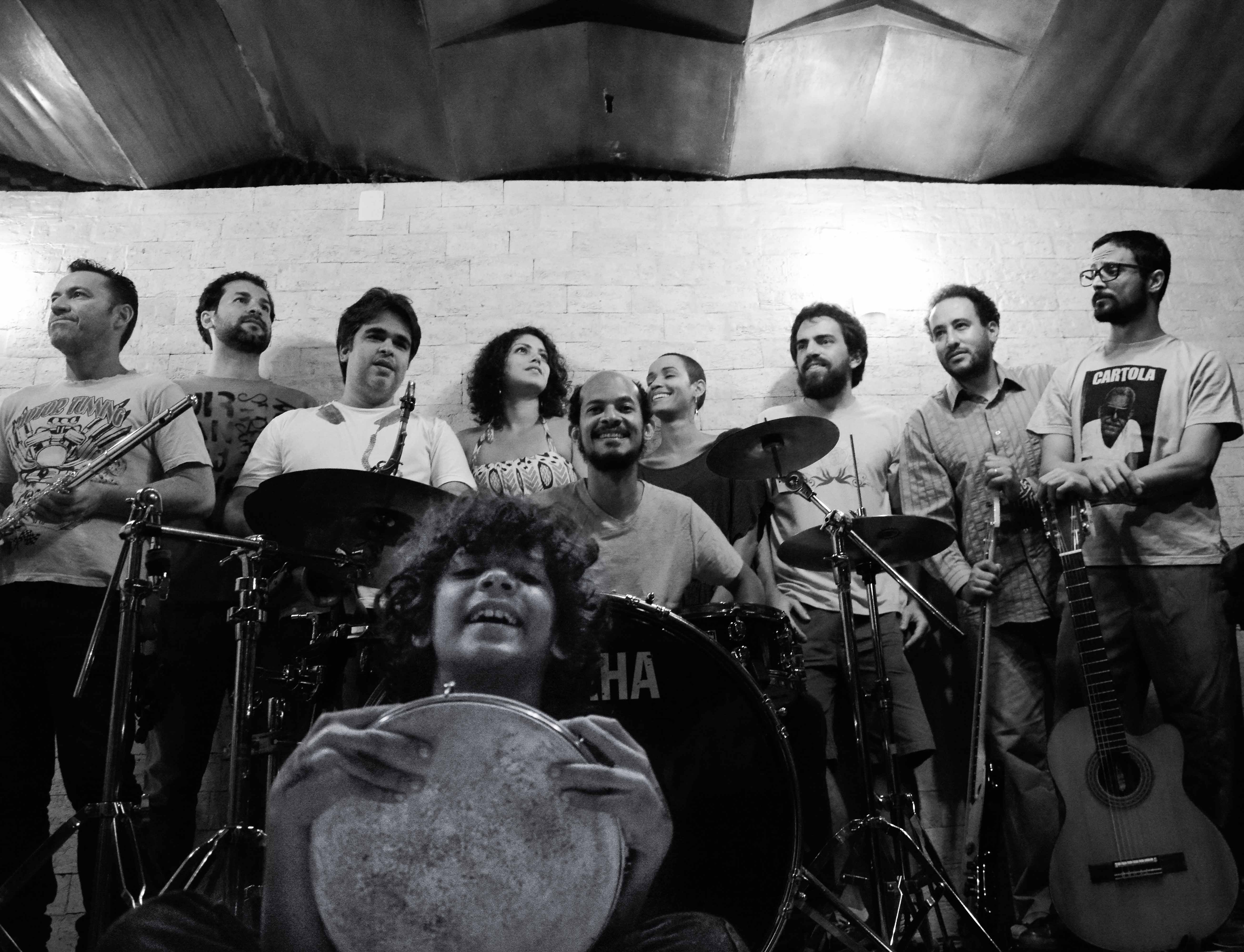 Lançamento do Álbum Preta dia 19 de Novembro de 2014 na CAIXA Cultural Brasília.